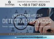 servicios de investigadores privados chile