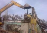 Retiro escombros huechuraba fletes 227098271 demoliciones en renca