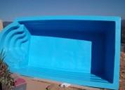 Venta de piscinas de fibra de vidrio y hormigon en todo chile