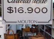 Ofertas en mouton carteras desde $ 16.900