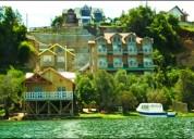 Complejo turistico valle de la luna lago lanalhue