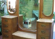 Mueble antiguo peinador