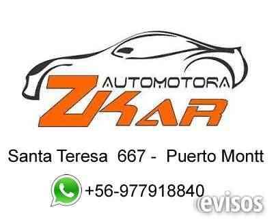 Rent a car Zkar Puerto Montt 12-06