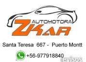 Rent a car zkar puerto montt 12-06