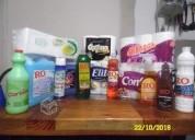 Detergentes ro y artículos de limpieza a domicilio