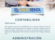 Contabilidad y administración de las remuneraciones
