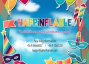 Happinflable - juegos inflables
