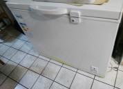 Se venden congeladoras practicamnete nuevas 200 lt.