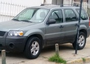 Ford escape 2006 impecable ocasion