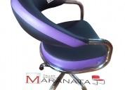 Sillones de corte, sillones de peluquería nuevos!!! 2017 fabricación nacional
