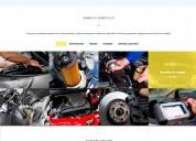 Diseñadora gráfica y web freelance / diseño web chile