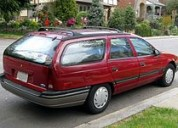 vendo/permuto station wagon ford taurus