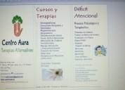 Centro aura terapia innovadora para dèficit atencional