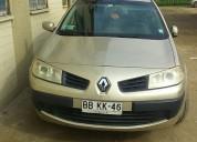 Renault megane año 2008 km 79.395