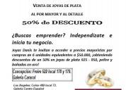 Vendo joyas de plata 925-950 peltre y bañadas en oro
