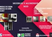 Muebles y aluminios
