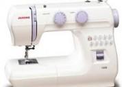 Maquina coser y overlock