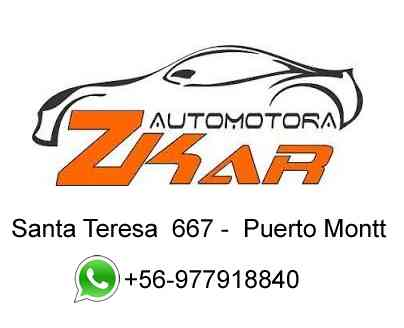 Rent a Car Zkar, Puerto Montt 30-06