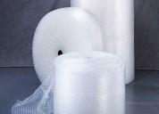 Plastico burbuja transparente