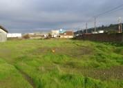 arriendo terreno 5.000 m2 con galpón san vicente