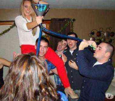 Arriendo casa para solteros en fiesta