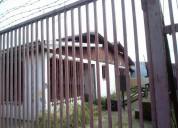 Galpón con casa a medio construir, sector industrial, talcahuano