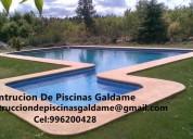 Construccion de piscinas en chillan