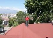 Repara techos todo tipo cobertizos 990867148
