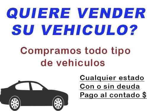 Compro Su Vehiculo