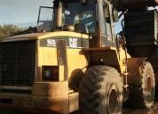 Se vende cargador frontal cat 962g