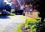 Casa quinta  3.281 m2 en calle principal de chiguayante concepcion