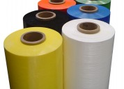 Stretch films de colores