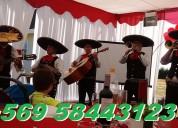 Mariachis, charros y serenatas en san antonio - llolleo - las rocas - santo domingo - cartagena -