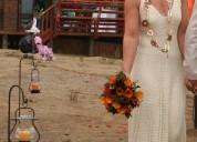 Alta costura en crochet para novias