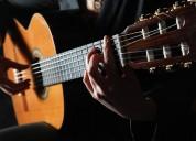 Aprende a tocar guitarra / clases en santiago