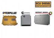 Diagnóstico y reparación computadores automotrices motores gasolina y diesel, ecu/ecm