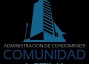 Administrador de condominios y edificios