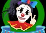Animación cumpleaños fiestas infantiles juegos inflables