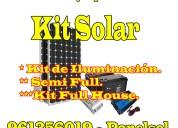 Kit solar, venta de kit solar para instalar - panelsol.cl