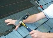 Techos: reparación, construcción, urgencias