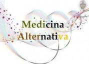 Solicito personal: señorita experta en medicina alternativa