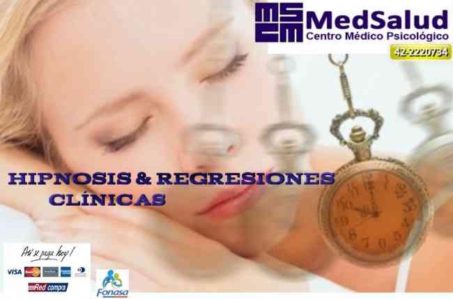 HIPNOSIS Y REGRESIONES CLINICAS EN CHILLAN 42-2220734