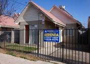 Fernandez escobar bienes raices arrienda casa villa el patagual iii los andes