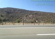 Fernandez escobar bienes raices vende terreno agricola parqueadero la viñita calle larga
