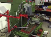 torno y fresas mecanizado oferta