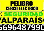 Cercos electricos en concon