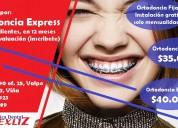 Ortodoncia,cupos limitados,reserva ya tu hora
