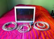 Monitor de parámetros contec cms8000vet + accesorios