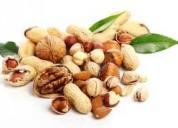 Frutos secos y semillas por mayor