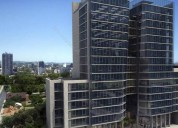 Arriendo oficina en centro plaza 148 m2, amoblada